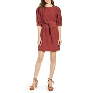 Rebecca Minkoff Burnt Henna Juno Dress